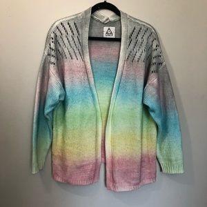 UNIF Rainbow Cardigan
